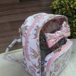 Baby Crystal Jelly Backpack