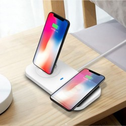 4 in 1 Charger  Wireless  Wired