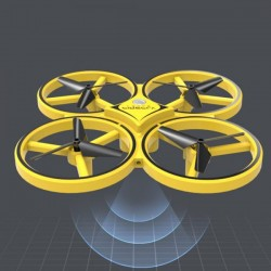 Smart Watch Remote Control Drone Toy